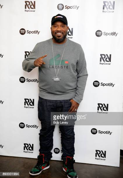 Bun B attends Spotify's RapCaviar Live in Houston at Revention Music Center on December 14 2017 in Houston Texas