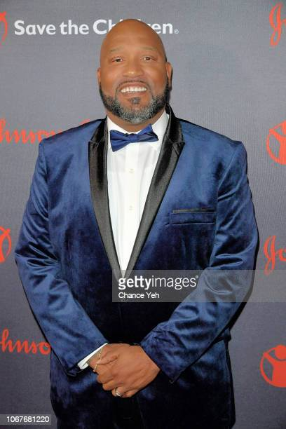 Bun B attends the 6th annual Save The Children Illumination gala at American Museum of Natural History on November 14 2018 in New York City