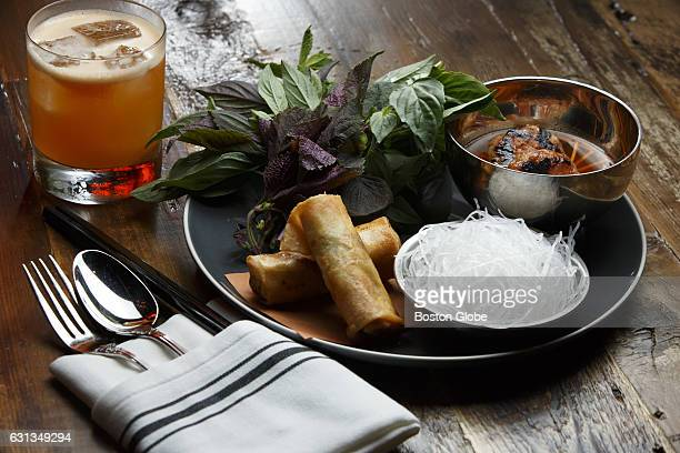 Bun cha Hanoi is pictured at Tiger Mama in Boston's Fenway neighborhood on Dec 15 2015