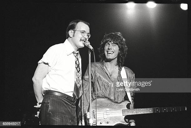 Bun E Carlos and Tom Petersson of Cheap Trick