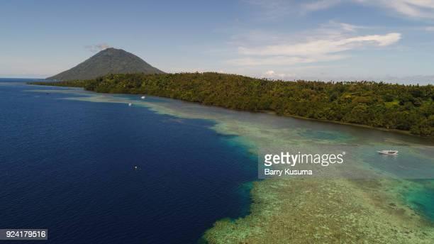 Bunaken Island.
