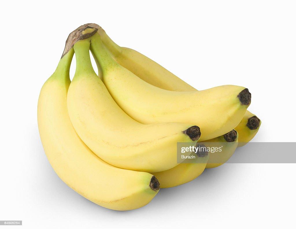 Bunch of Bananas : Stock Photo