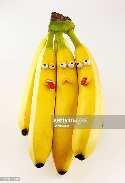 Bunch of Bananas Portrait