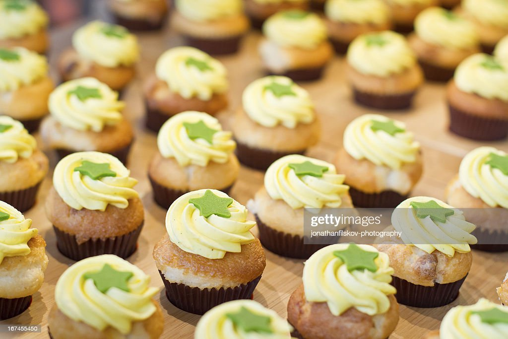 Bunch of Cupcakes : Stock Photo