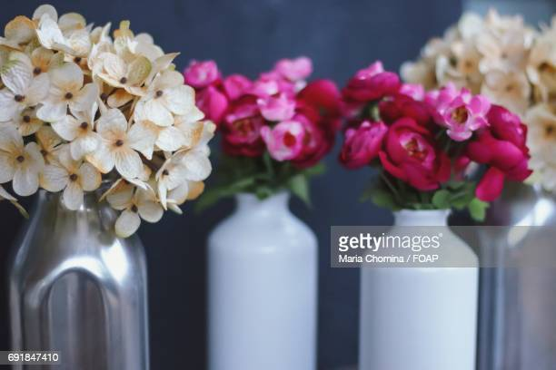 Rose Arrangements In Vases Stock Photos And Pictures Getty Images