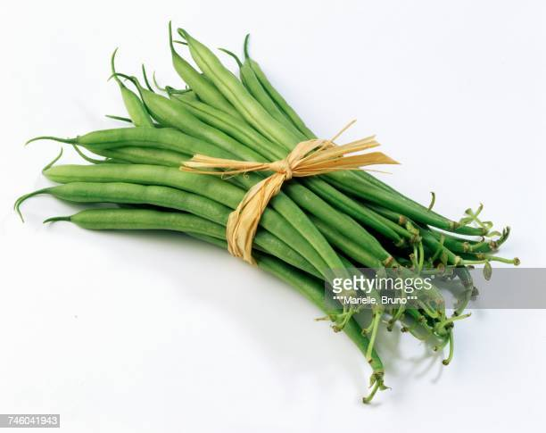 bunch of french beans