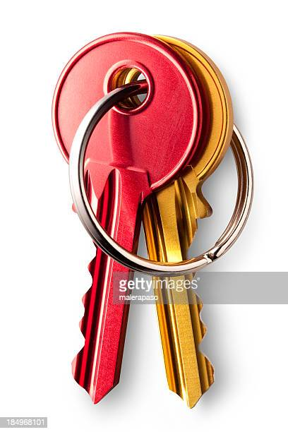 Paar Schlüssel