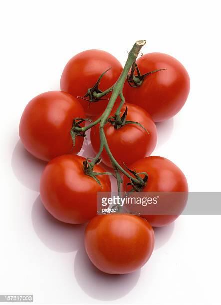 Bündel von Tomaten