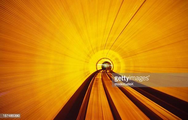 Bund-tunnel