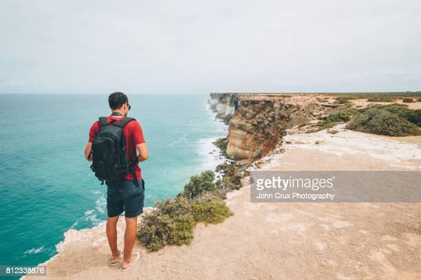 bunda cliffs backpacker