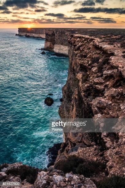 Bunda Cliffs in South Australia