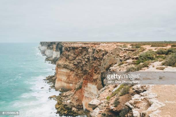 bunda cliffs south australia