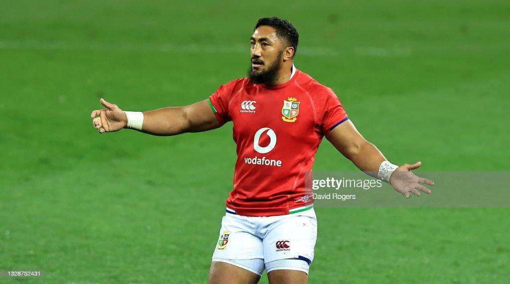 South Africa A v British & Irish Lions : News Photo