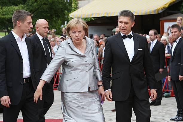 Merkel Sohn
