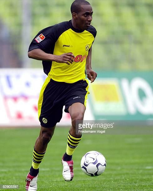 1 Bundesliga 02/03 Muenchen TSV 1860 Muenchen Borussia Dortmund 00 EVANILSON/Dortmund