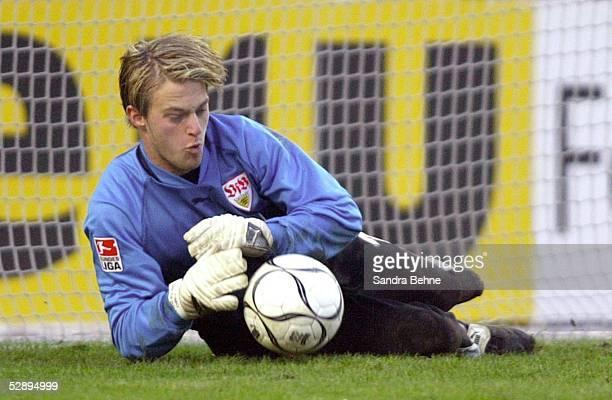 1 Bundesliga 02/03 Stuttgart VfB Stuttgart Hertha BSC Berlin 31 Torwart Timo HILDEBRAND/Stuttgart