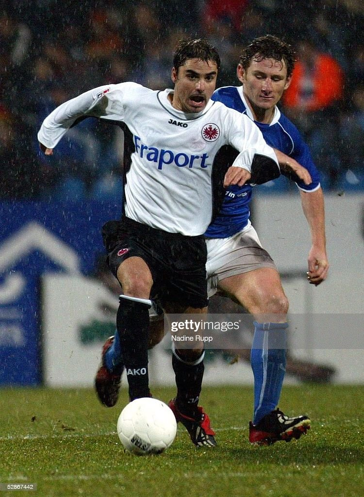 Fussball: 1. BL 03/04, VfL Bochum - Eintracht Frankfurt : News Photo