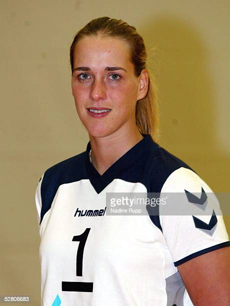 1 Bundesliga 03/04 Fischbek TV Phoenix Hamburg Christina BENECKE