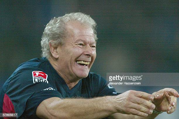 Bundesliga 03/04, Hamburg; Hamburger SV - TSV 1860 Muenchen; Hermann RIEGER/HSV Physiotherapeut