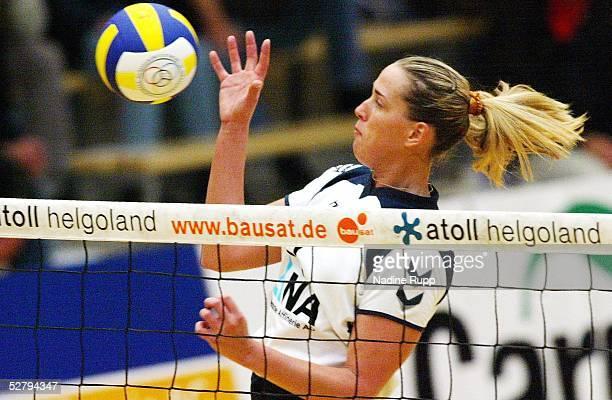 Bundesliga 03/04 Hamburg TV Fischbek Dresdener SC 23 Christina BENECKE/Fischbek