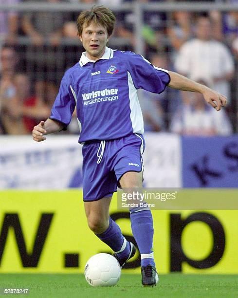 2 Bundesliga 03/04 Karlsruhe Karlsruher SC 1 FC Nuernberg 23 Ivan SAENKO/KSC
