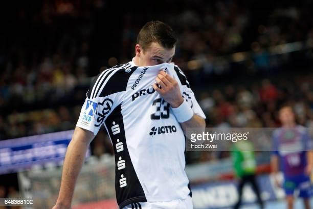 Bundesliga 2013/14, THW Kiel - HSV Handball: Dominik Klein // © xim.gs, www.xim.gs, picturedesk@xim.gs // Bankverbindung: Deutsche Kreditbank AG,...