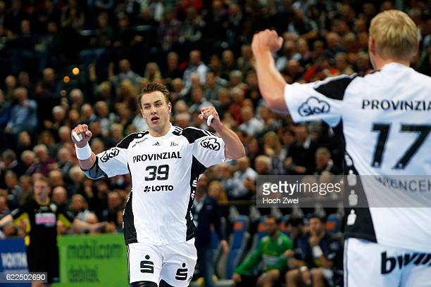 Bundesliga 2013/14, THW Kiel - HSV Handball: Filip Jicha , Patrick Wiencek // © xim.gs, www.xim.gs, picturedesk@xim.gs // Bankverbindung: Deutsche...