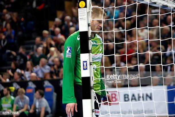 Bundesliga 2013/14, THW Kiel - HSV Handball: Johannes Bitter // © xim.gs, www.xim.gs, picturedesk@xim.gs // Bankverbindung: Deutsche Kreditbank AG,...