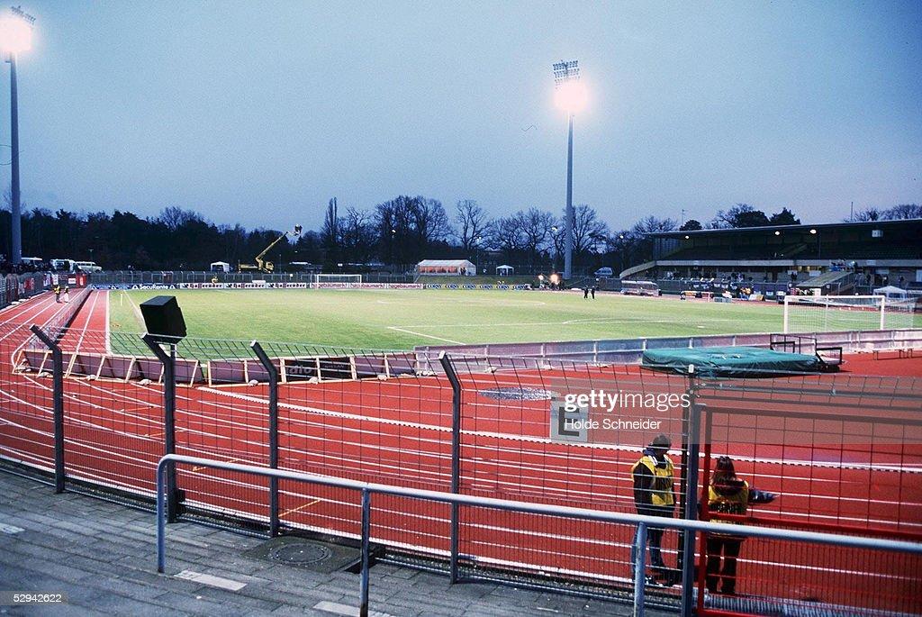 2. Bundesliga 98/99 TENNIS BORUSSIA BERLIN : News Photo