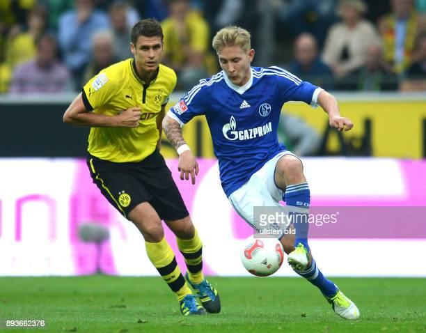 8 Spieltag Saison 2012/2013 Fussball 1 Bundesliga Saison 2012/2013 8 Spieltag Borussia Dortmund FC Schalke 04 Sebastian Kehl gegen Lewis Holtby