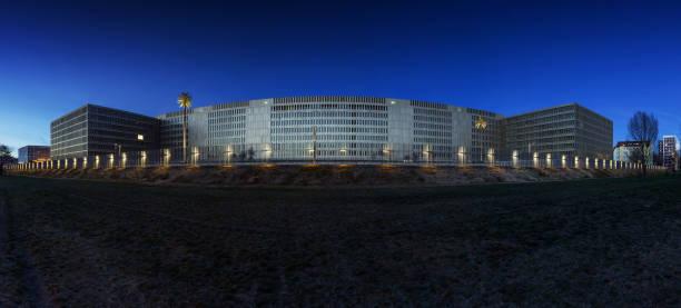 Bundesnachrichtendienst headquarter (Federal Intelligence Service) - Berlin, Germany