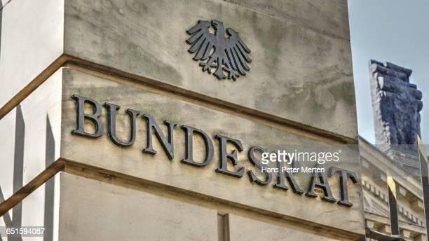 Bundesrat building, Berlin