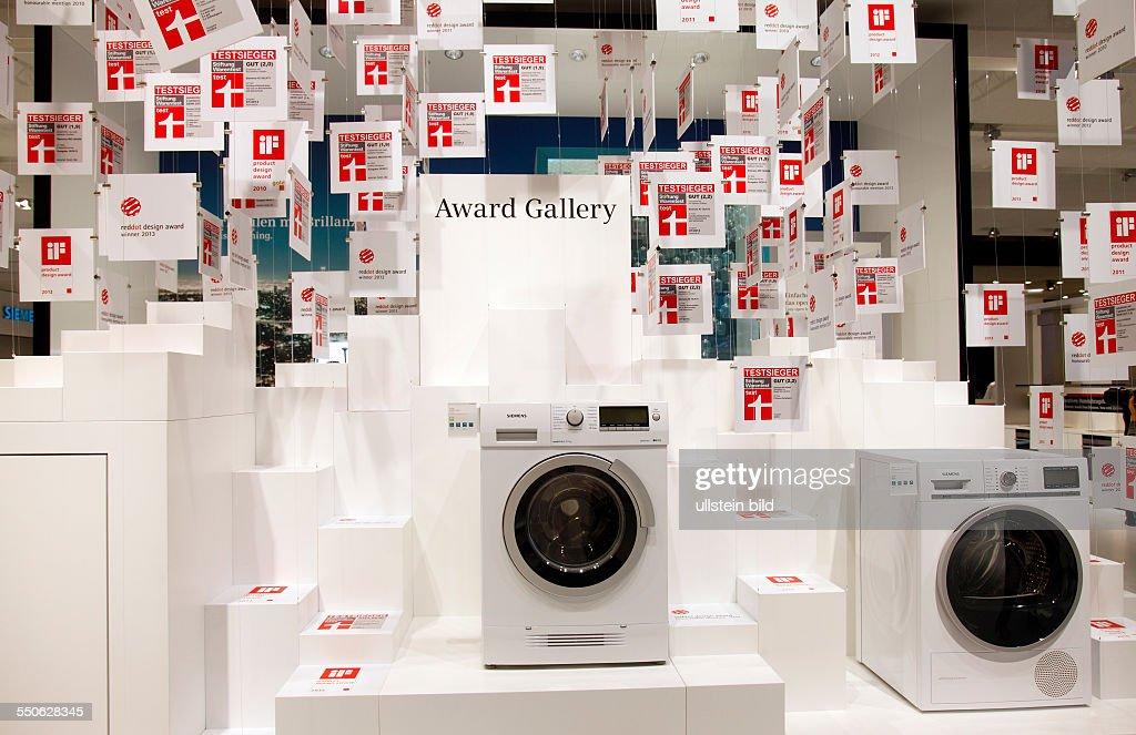 Moderne Waschmaschine berlin 53 ifa 2013 moderne waschmaschine testsiegel pictures