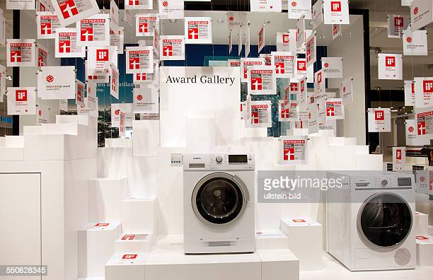 EU/DE/DEU/ Bundesrepublik Deutschland / Berlin IFA2013 Consumer Electronics Unlimited 53 Internationale Funkausstellung Ausstellungshalle der Firma...
