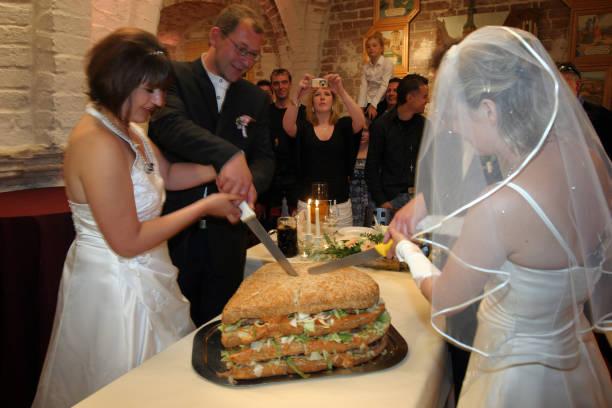 Frankfurt Oder Hochzeitsfeier Im Wirtshaus Redo Brautpaare Beim