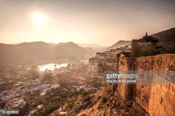 Bundi, Rajasthan, India.