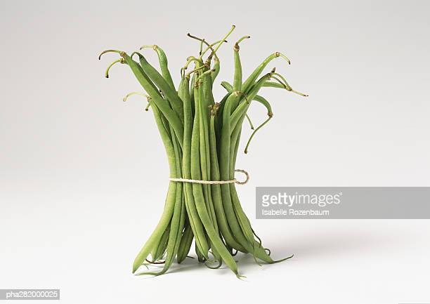 Bundle of string beans
