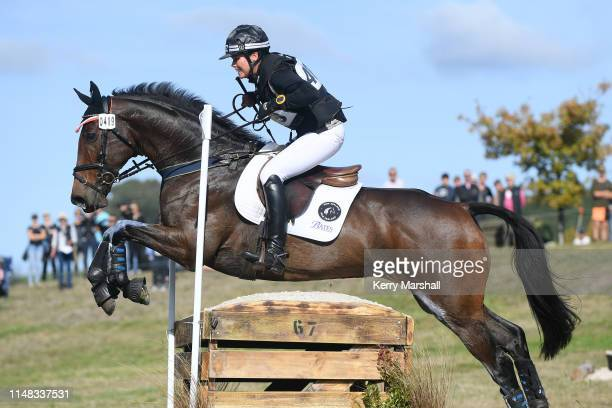 Bundy Philpott rides Tresca NZPH in the CCI 4* during the National Three Day Event Championships on May 11 2019 in Taupo New Zealand