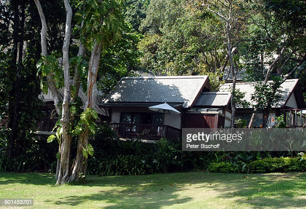 """Bungalows vom Hotel """"Central Karon Village"""", Karon Beach, Insel Phuket, Thailand, Süd-Ost-Asien, Reise, BB, DIG; P.-Nr.: 386/2005, ;"""