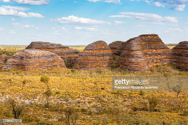bungle bungles, purnululu national park, kimberley region, western australia, australia - francesco riccardo iacomino australia foto e immagini stock