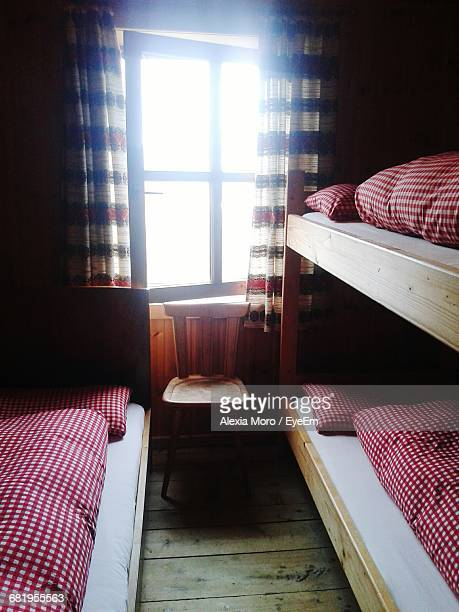Bunkbeds In Cottage