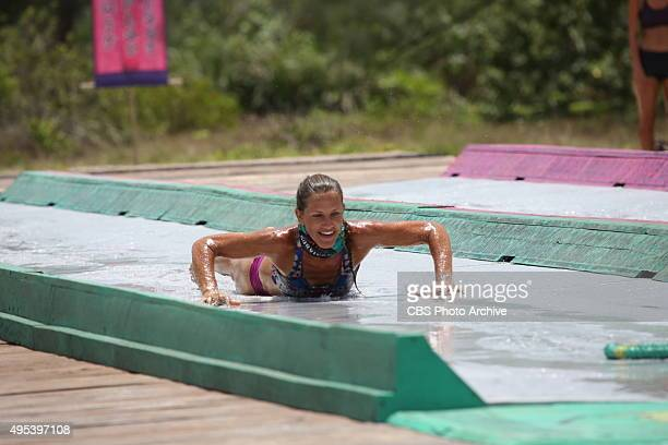 Bunking With The Devil Kelley Wentworth during the sixth episode of SURVIVOR Wednesday Oct 28 The new season in Cambodia themed Second Chance...