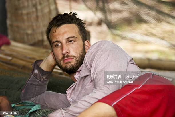 'Bunking With The Devil' Stephen Fishbach during the sixth episode of SURVIVOR Wednesday Oct 28 The new season in Cambodia themed 'Second Chance'...