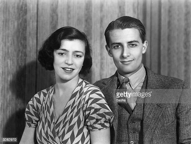 Bunny Austin and his wife Phyllis Konstam He is a tennis player and she is an actress and tennis player