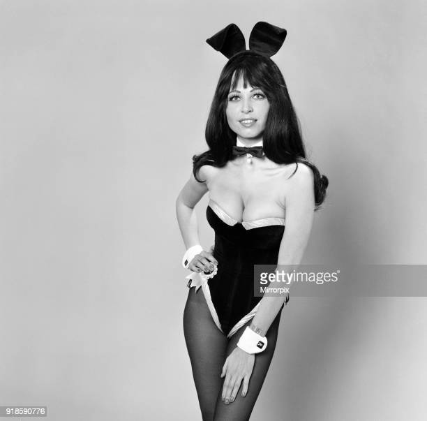 Bunny Girl Christel from Germany 29th March 1972