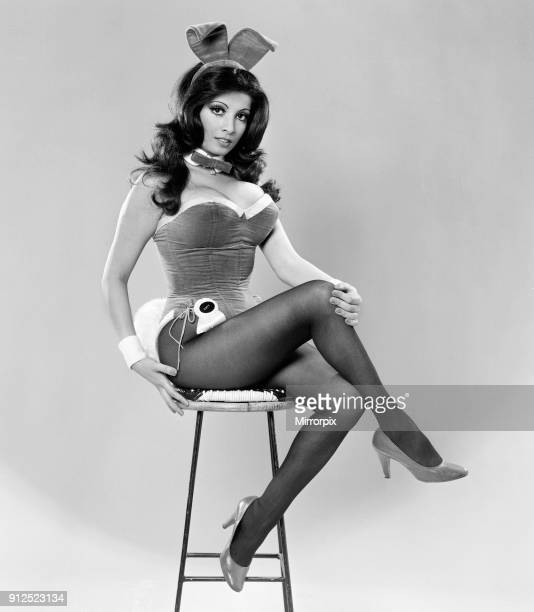 Bunny Girl Katy Aden from Arabia 29th March 1972