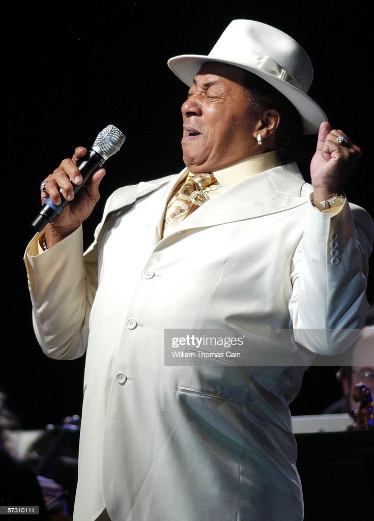 Bunny Sigler performs during the the Recording Academy Honors 2006 April 10, 2006 in Philadelphia, Pennsylvania. The Philadelphia Chapter held the event to salute outstanding individuals and institutions for their contributions to the creative community and the community-at-large.
