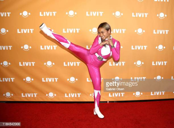 Bunny Siv attends Trip 'R' Treat with LIVIT LA's Largest Live Streaming Competition on October 30 2019 in Hollywood California