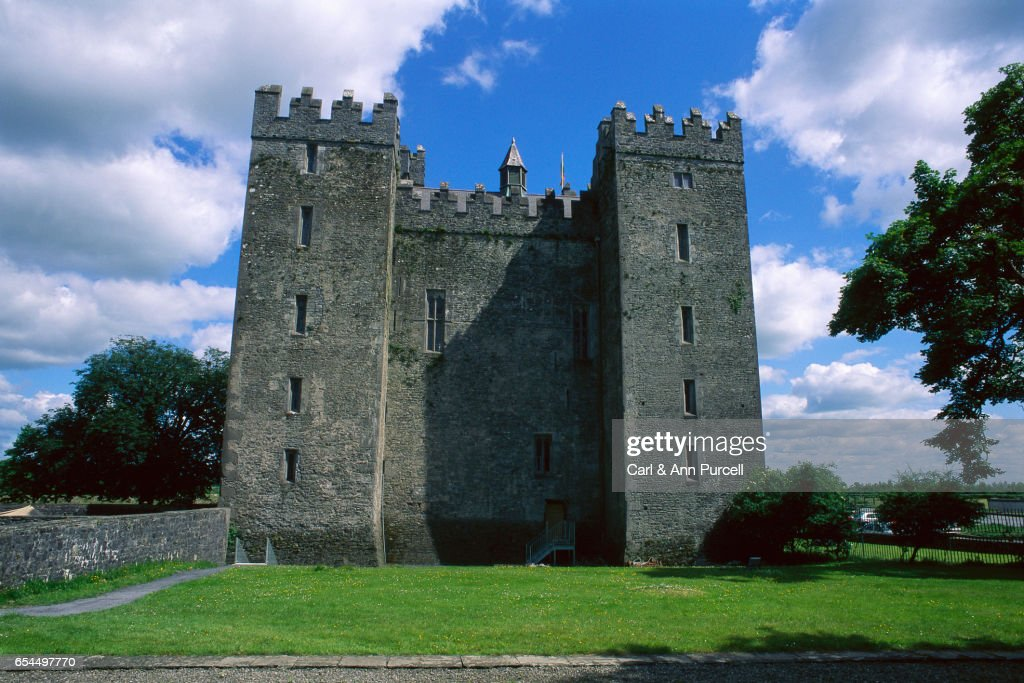 Bunratty Castle : Stock Photo