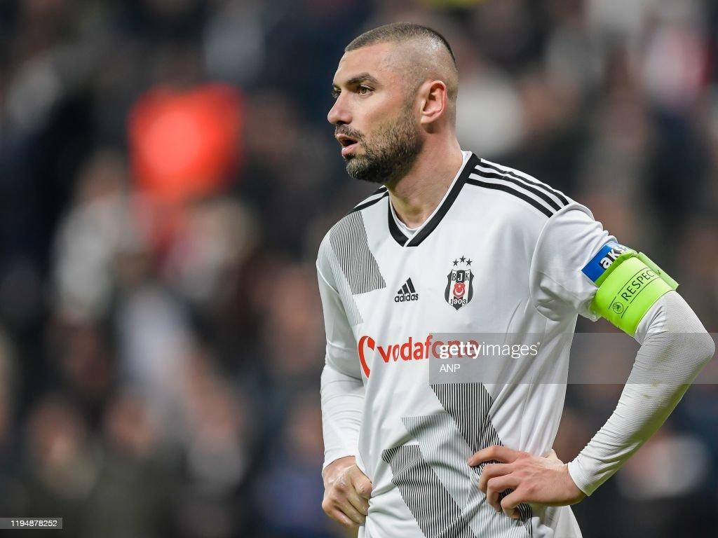 """Turkish Spor Toto Super Lig""""Besiktas AS v Demir Grup Sivasspor"""" : News Photo"""